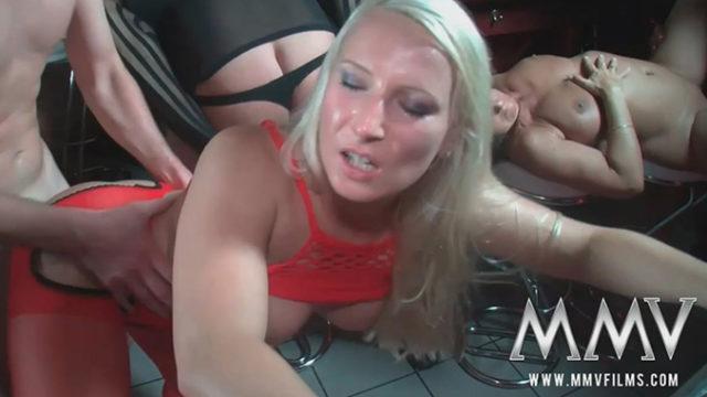 Beginner Orgy