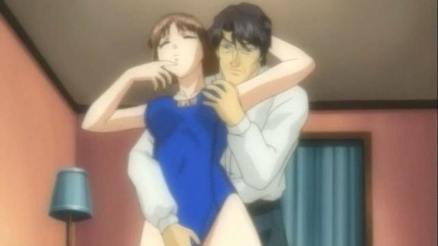 Impossible To Resist Anime Mademoiselle Getting Undressed And Screwstared By Way Of Her Mature Boyfriend