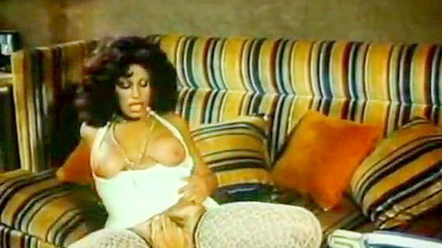 Tough Anal Fucking In Vintage 70s X-rated Scene