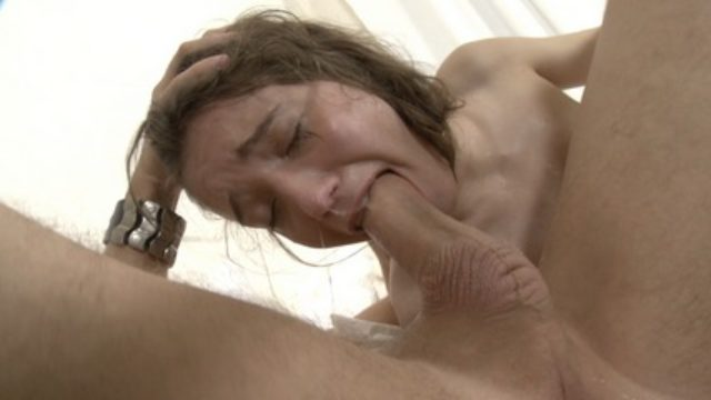 Wild Blowjob Carried Out Via Libidinous Horny Amber.