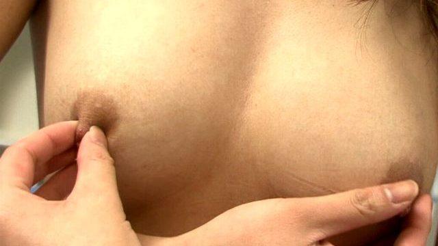 Winsome Jap Girl Doll Sakura Aragaki Getting Little Nipples Tortured On Digital Camera