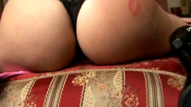 Bewitching Blond Nipper Exgirlfriend In Over The Top Heels Dani Shaking Her Fuckable