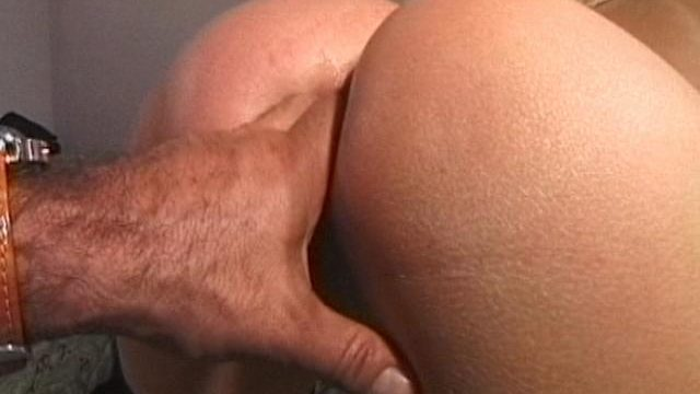 Beauty Platinum-blonde Teenager Honey Will Get Super-sexy Backside Frigged And Vag Banged