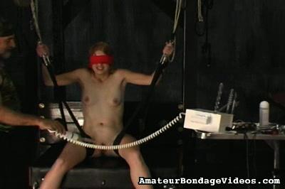 Horny Danielle Disciplined