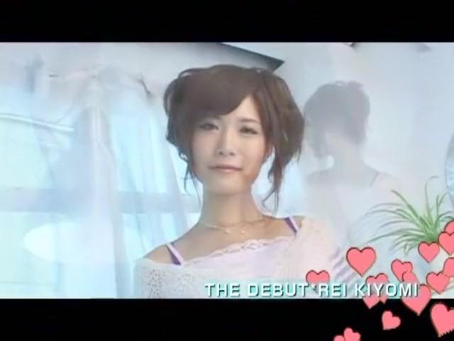 Epic Asian Nymph Rei Kiyomi In Unique Cum Shots, Three-ways Jav Pin