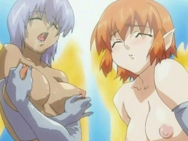 2 Insane Anime Porn Transgender Princesses Pawing Their Extraordinaire Boulders