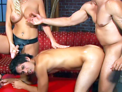 Nicki Hunter In A Bi-curious Three Way