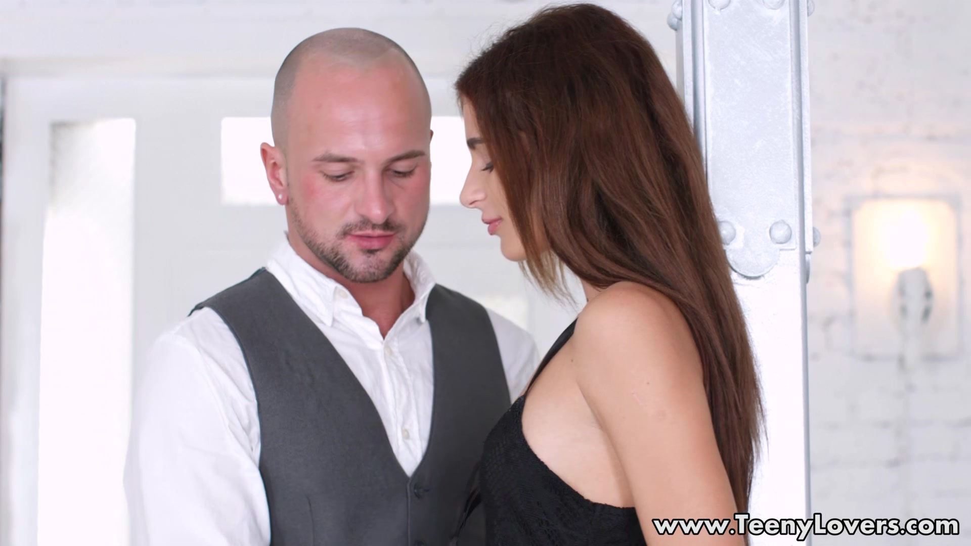 Teeny Paramours – Kate Wealthy – Delightful Fuck-a-thon With Nubile Boyfriend