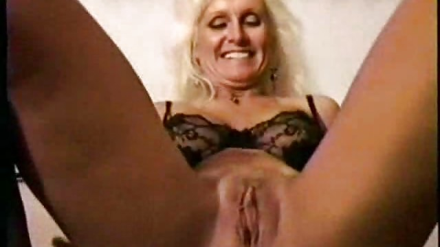 Ebony Mate Bangs And Internal Cumshot A Platinum-blonde Mature Mega-bitch